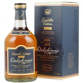 Dalwhinnie distillers edition, whisky 0.7l