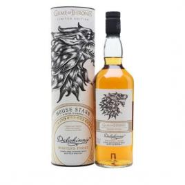 Dalwhinnie winter frost game of thrones, whisky 0.7l
