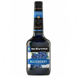 De kuyper blueberry, lichior 0.7l