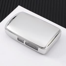 Husa cheie mazda smartkey 3 butoane tpu mazda cx30 gri
