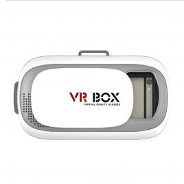 Ochelari realitate virtuala, calitate superioara, lupe reglabile, culoare alb