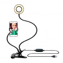 Lampa inel led cu suport, pentru poze luminoase, 2 modele