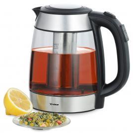 Fierbator de apa trisa perfect tea 6447.6912  1.7 l , putere 2200w, 5 nivele de temperatura (50?c, 70?c, 80?c, 90?c, 100?c)