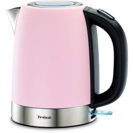 Fierbator de apa trisa retro line 6439.8712 1,7 litri culoare roz, baza pivotanta 360?