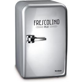 Mini frigider trisa frescolino silver, 17l, alimentare 220v si auto 12v, cod produs 7731.4710