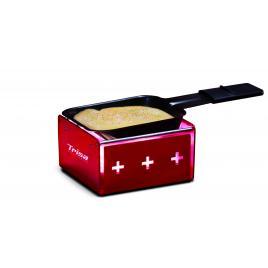 Racleta trisa my raclette red, ideala pentru o seara romantica
