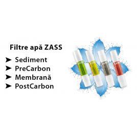 Set filtre apa zass (4 filtre) pentru modelul de dozator zwd 05 wf, zwd 06 wf, zwd 07 wf si zwd 08 wf