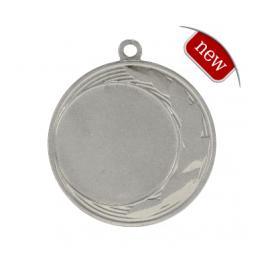 Medalie Argintiu 3,5 cm diametru