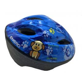 Casca protectie copii ciclism ajustabila pentru bicicleta enero puppy, marimea m, 49-51 cm