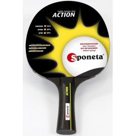Paleta pentru tenis de masa sponeta, control 95%