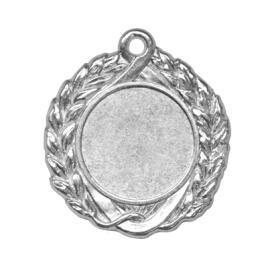Medalie Argintie cu 4 cm diametru