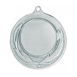 Medalie Argintiu cu 4 cm diametru