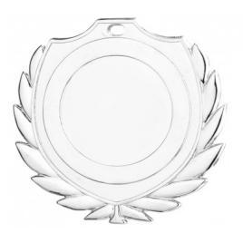 Medalie Argintiu cu 5 cm diametru
