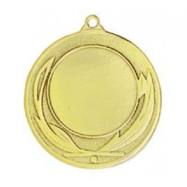 Medalie Auriu cu 4 cm diametru