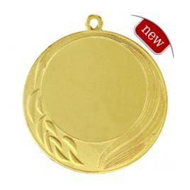 Medalie Auriu cu 7 cm diametru