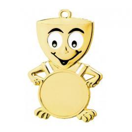 Medalie pentru Copii Dimensiuni 3,2 x 6,2 cm