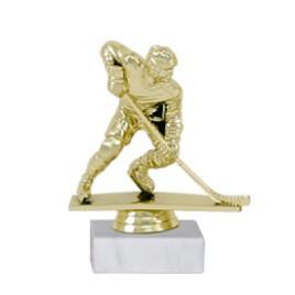 Trofeu Figurina Hochei pe Gheata cu inaltime 14 cm