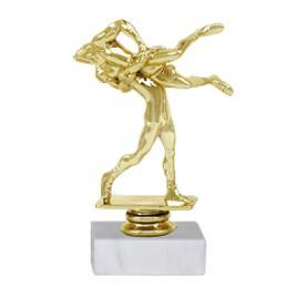 Trofeu Figurina Judo cu inaltime 16 cm