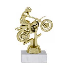 Trofeu Figurina Motocross cu inaltime 14 cm