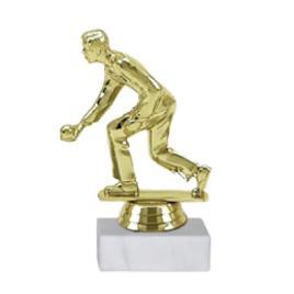 Trofeu Figurina Popice Bowling cu inaltime 12 cm