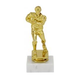 Trofeu Figurina Rugby cu inaltime 14 cm