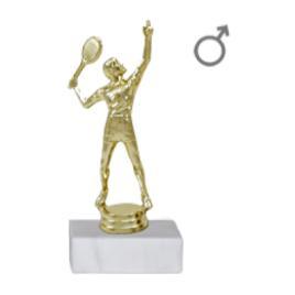 Trofeu Figurina Tenis de Camp cu inaltime 18 cm