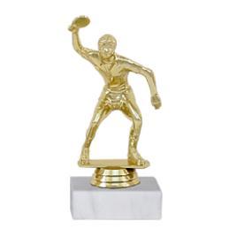 Trofeu Figurina Tenis de Masa cu inaltime 15 cm