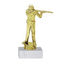 Trofeu Figurina Tir Sportiv cu inaltime 15 cm
