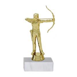 Trofeu Figurina Tir cu Arcul cu inaltime 17 cm
