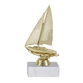 Trofeu Figurina Yachting cu inaltime 17 cm