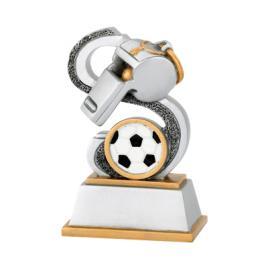 Trofeu Figurina din Rasina Arbitru cu inaltime 11 cm