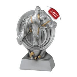 Trofeu Figurina din Rasina Judo cu inaltime 15 cm