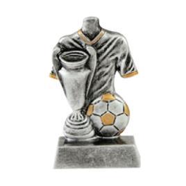 Trofeu Figurina din Rasina Portar cu inaltime 11 cm