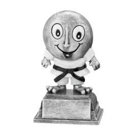 Trofeu Figurina din Rasina cu inaltime 12 cm