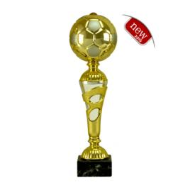 Trofeu Cupa Fotbal cu inaltime 34 cm
