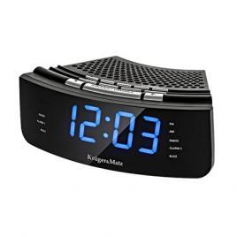 Radio cu ceas dual alarm