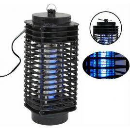 Aparat lampa uv anti-insecte, acoperire 18mp, putere 3w, negru