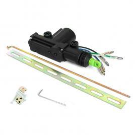 Actuator keetec pentru inchidere centralizata cu 5 fire cap rotativ kft auto
