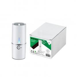 Purificator aer auto carruzzo, cu functie de ionizare, filtru de carbon, eficienta 3.6mp