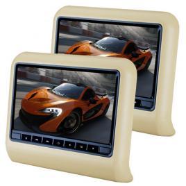 1 dvd + 1 monitor av set 997 pentru tetiere maniacars
