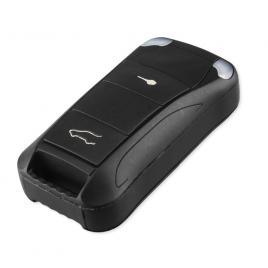 Carcasa cheie auto cu 2 butoane, compatibila porsche po-101 allcars