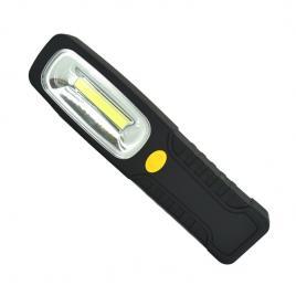 Lampa lucru portabila cu magnet si suport prindere led cob - wlp11 maniacars
