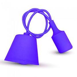 Pendul tavan violet 1m, e27