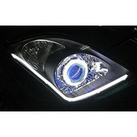 Banda flexibila led drl lumina alba 30cm bo30w - 24v mall