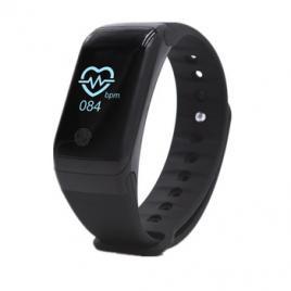 Bratara fitness smartwatch getfit 2.0 cu bluetooth, multifunctionala, afisaj led, ios si android