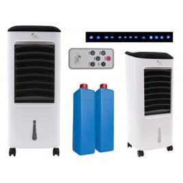 Aparat de aer conditionat clima mobila portabila malatec 3 in 1 cu telecomanda, timer, functie de racire, umidificare, purificare, 3 viteze, oscilare, rezervor apa 7l