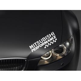 Sticker performance - mitsubishi maniastiker