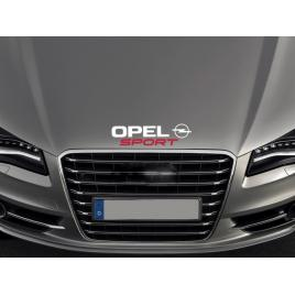 Sticker capota opel - cpt39 maniastiker