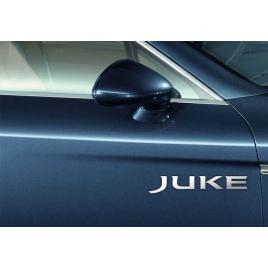 Stickere laterale chrome - juke (set 2 buc.) maniastiker