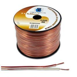 Cablu difuzor 0.75mm cu transparent 100 m